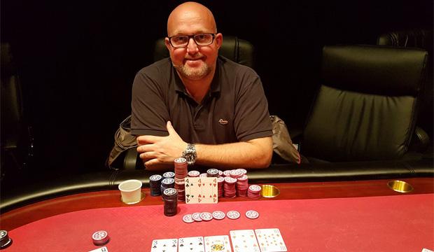 Tom Jensen, HPK, Horsens Poker Klub, Live Poker, Pokernyheder, Online Poker, Live Stream