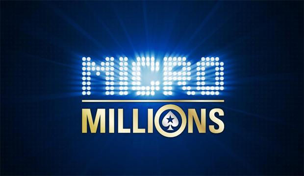 Micro Millions, Pokernyheder, Pokerstars, Online Poker, resultater