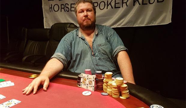 Steffen Bo Pedersen , HPK, Horsens Poker Klub, Live Poker, Pokernyheder, Online Poker, Live Stream