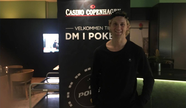 Pokernyheder - Billede af Christian Frimodt Pedersen, Casino Copenhagen