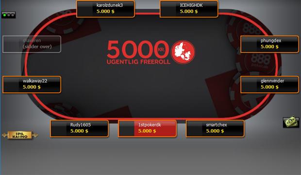 Online Poker, 888poker, Pokernyheder