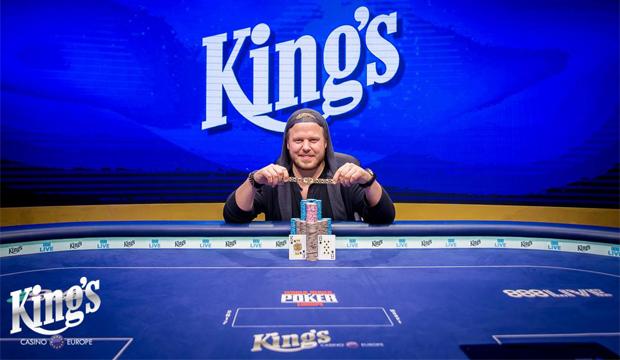Skorepa Matous, WSOPE, Kings Casino, Live Poker, Pokernyheder, Live Stream