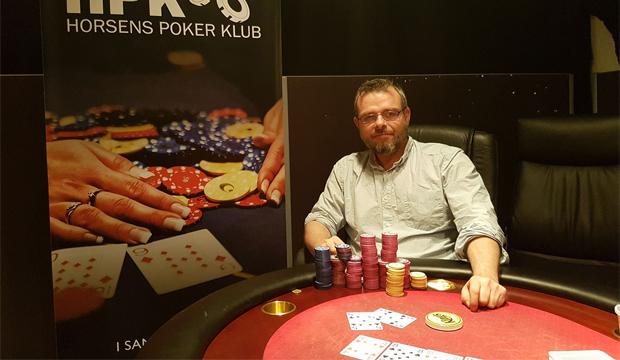 Bo Grøndahl, HPK, Horsens Poker Klub, Live Poker, Pokernyheder, Online Poker, Live Stream