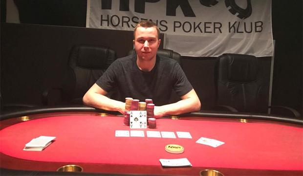 Danni Frandsen , HPK, Horsens Poker Klub, Live Poker, Pokernyheder, Online Poker, Live Stream