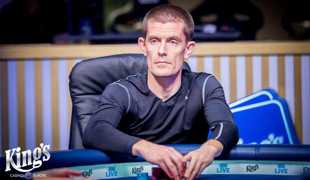 Gus Hansen, WSOPE, Kings Casino, Live Poker, Pokernyheder, Live Stream