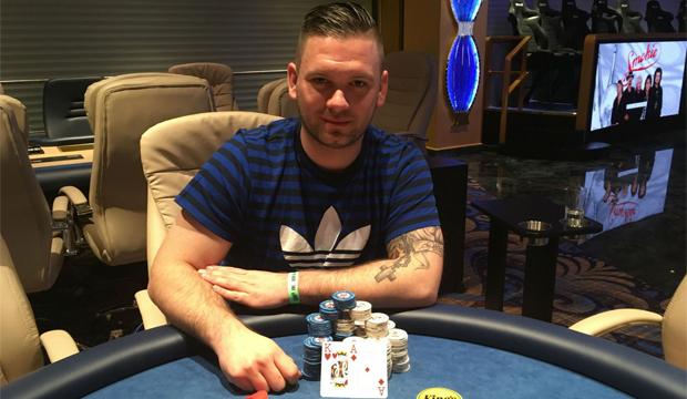 Lars Skomarowsky, Kings Casino, Live Poker, Pokernyheder, Live Stream