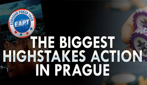 EAPT Prag, Live Poker, Pokernyheder, Online Poker, Live Stream
