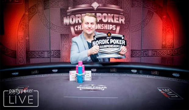 Jon Kristian Kyte, Partypoker Live, Live Poker, Pokernyheder, Online Poker, Live Stream