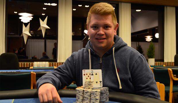 Mark Frimodt, Casino Munkebjerg, Pokernyheder, Live Poker