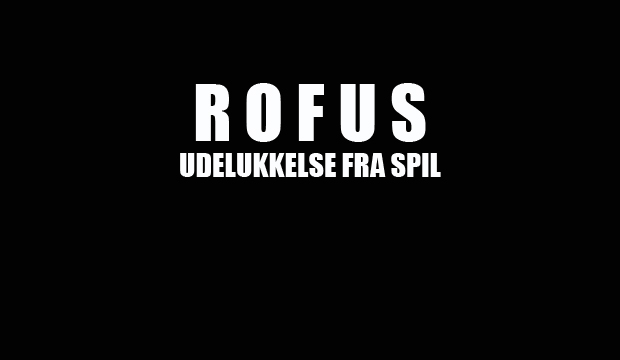 ROFUS, Live Poker, Pokernyheder, Online Poker, Live Stream