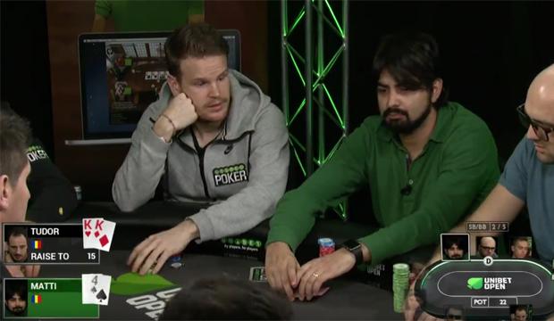 Live Stream , Cash Game, Live Poker, Pokernyheder, Online Poker,