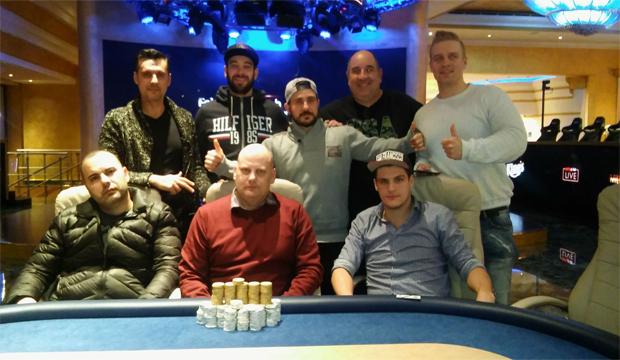 SOPC, Per Hansen, Kings Casino, Live Poker, Pokernyheder, 1stpoker, Live Stream