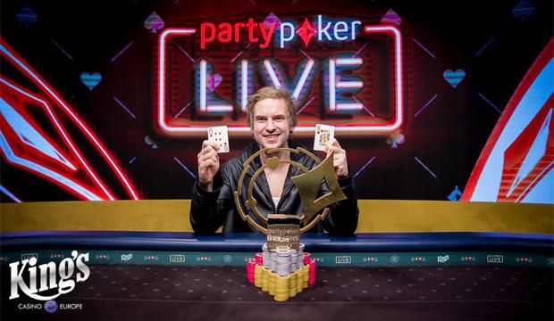 Viktor Blom, Partypoker Millions, Kings Casino, Live Poker, Pokernyheder, 1stpoker, Live Stream