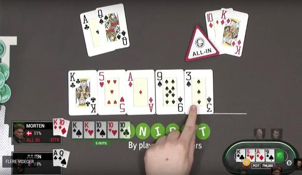 """Morten """"VM"""" Mortensen, London High Roller, Live Poker, Pokernyheder, 1stpoker, Live Stream"""