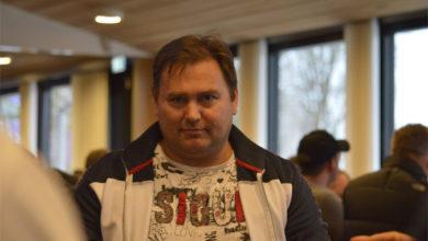 Johnny Østbjerg, Casino Munkebjerg, Pokernyheder, Live Poker, 1stpoker