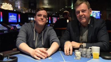 Jacob Kessler Søderberg , John Sørensen, Casino Munkebjerg, Pokernyheder, Live Poker, 1stpoker