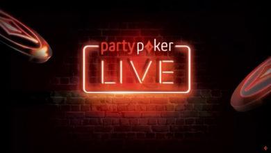 Partypoker Live, Live Poker, Pokernyheder, 1stpoker, Live Stream