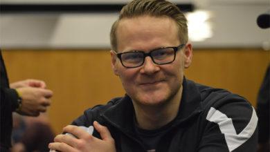 Justin Lund, Casino Munkebjerg, Pokernyheder, Live Poker, 1stpoker