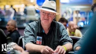Jens Christian Nielsen, DAPT, Kings Casino, Live Poker, Pokernyheder, 1stpoker, Live Stream