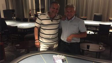 Michael Fardan , Jan Gehrt, Casino Marienlyst, Pokernyheder, Live Poker, 1stpoker