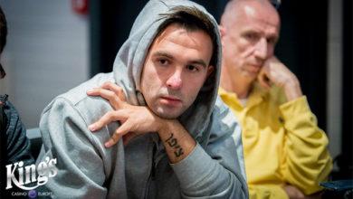 Jaroslav Tjepan, DAPT, Kings Casino, Live Poker, Pokernyheder, 1stpoker, Live Stream