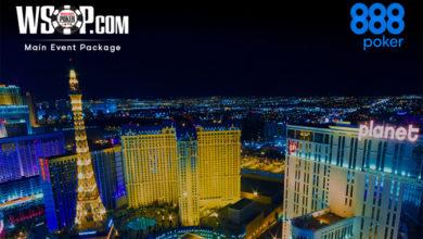Las Vegas, WSOP, World Series of Poker, Live Poker, Pokernyheder, 1stpoker, Live Stream