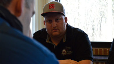 "Anders ""Speedy"" Andersen, Casino Munkebjerg, Pokernyheder, Live Poker, 1stpoker"
