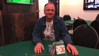 Johnny Hurup, Casino Aalborg, Live Poker, Pokernyheder, 1stpoker