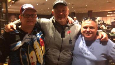 Lars Dige, Per Mølgaard Thorsen og Søren Jensen Midtiby, Las Vegas, Live Poker, Pokernyheder, 1stpoker