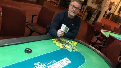 Flemming Poulsen, Royal Casino Aarhus, Pokernyheder, Live Poker, 1stpoker