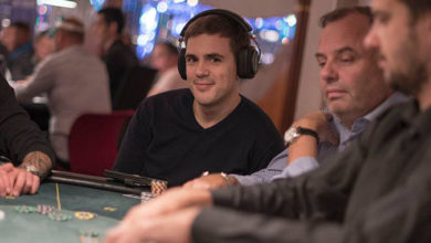 Photo of Jonas Klausen økonomisk 2ér i $530 WCOOP-60-H PLO rebuy