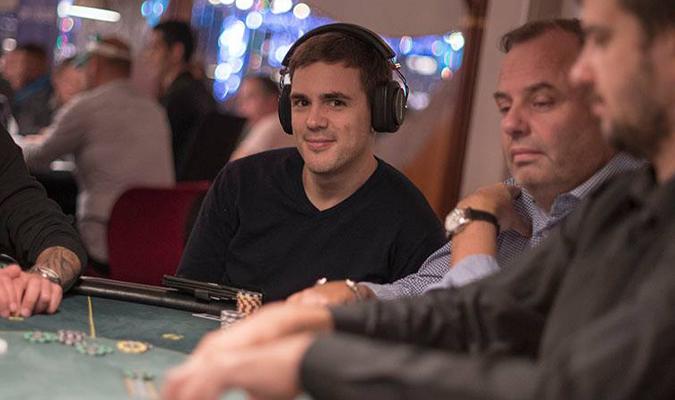 """Jonas """"Tulkaz"""" Klausen, DM i Poker 2018, Casino Copenhagen, Pokernyheder, Live Poker, 1stpoker"""