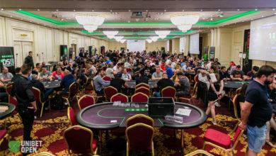 Unibet Open 2018, Bucharest, Live Poker, Pokernyheder, 1stpoker