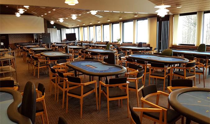 Fjordsalen, Munkebjerg Hotel, Kasino Munkebjerg, Berita Poker, Poker Langsung, 1stpoker