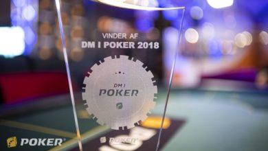 Photo of DM i Poker 2018: Finale Live Stream, Mandag fra kl 15:00