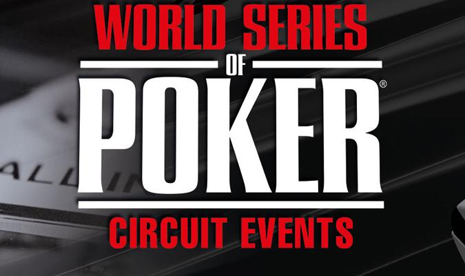 WSOPC, World Series of Poker Circuit, Live Poker, Pokernyheder, 1stpoker