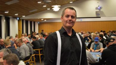 Pokernyheder - Billede af Kasper Kvistgaard, Poker Manager, Casino Munkebjerg i Vejle