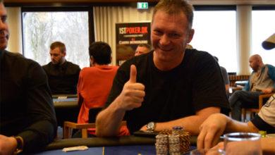 Freddy Madsen, Casino Munkebjerg, Pokernyheder, Live Poker, 1stpoker