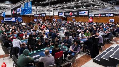 Pokernyheder - EPT National 2018, Prag - PokerStarsLIVE