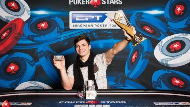 Paul Michaelis, EPT Prag 2018, Live Poker, Pokernyheder, 1stpoker