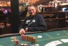 Photo of Claus Jensen vinder på Casino Munkebjerg, 24-2-2020