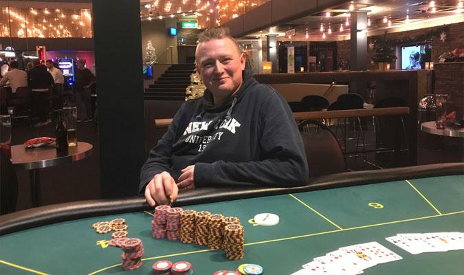 Claus Jensen, Casino Odense, Live Poker, Pokernyheder, 1stpoker
