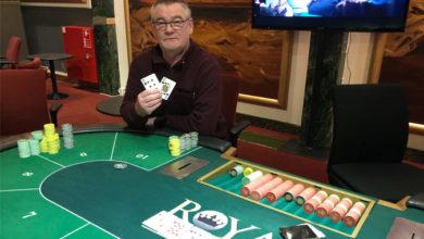 Flemming J. Poulsen, Royal Casino Aarhus, Pokernyheder, Live Poker, 1stpoker