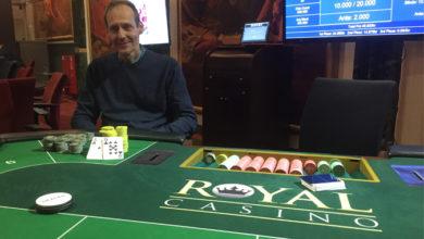 Photo of Jesper er i spidsen af Casino Aarhus Vegas ranglisten