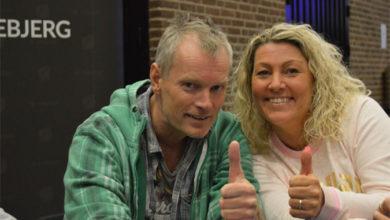 Dennis Kristensen og Karina Tvede Gøttler, Casino Munkebjerg, Pokernyheder, Live Poker, 1stpoker.dk