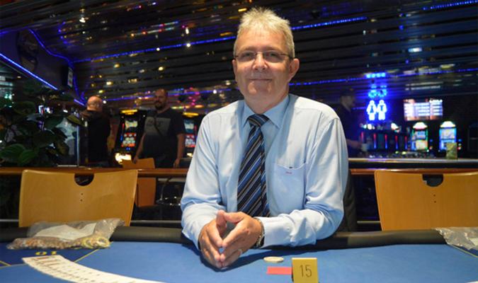 Manajer Operasi di Casino Munkebjerg di Vejle, Benny Bredgaard