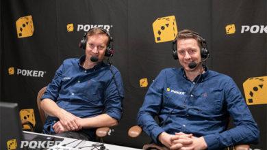"""Dennis """"Krogliren"""" Krog & Rasmus """"Jungleras"""" Nielsen, Danske Spil Poker, Online Poker, Resultater, Pokernyheder, 1stpoker.dk"""