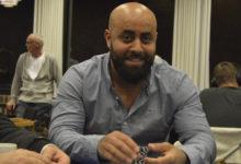 Photo of Ramy Zeraiq vinder på Casino Munkebjerg, fredag 17-1-2020