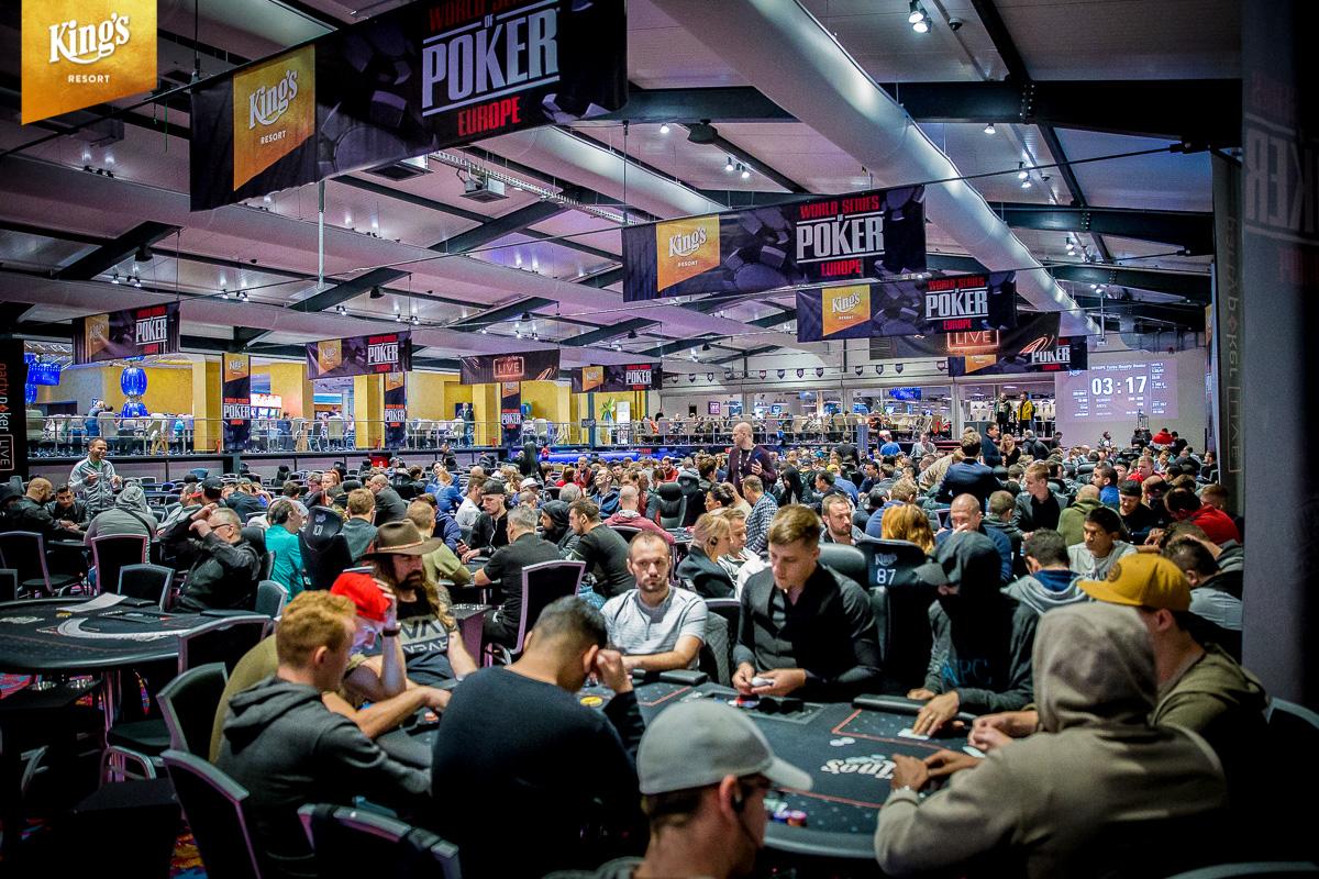 Kings Casino, Live Poker, Pokernyheder, 1stpoker.dk