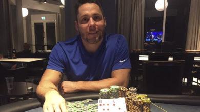 Photo of Morten Klug vinder på Casino Marienlyst, lørdag 16-2-2019
